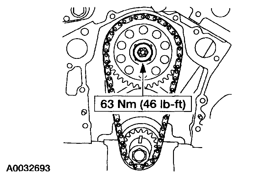 Timing Chain: Timing Was Previously Set Wrong or the Chain