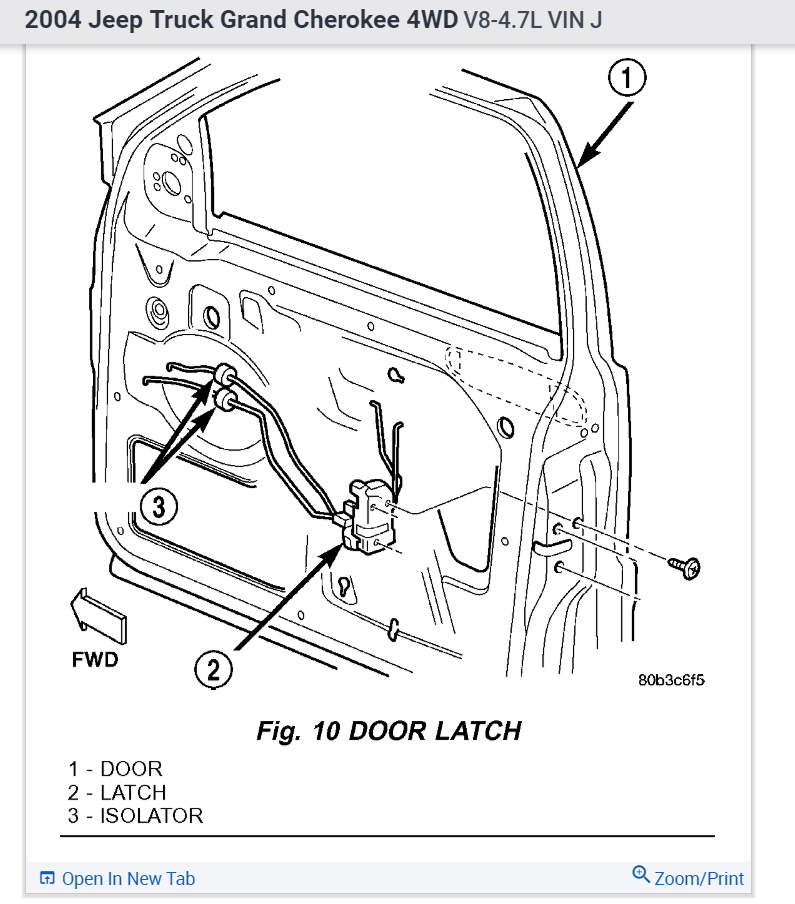Dome Light Stays On: Six Cylinder Four Wheel Drive, Page 2