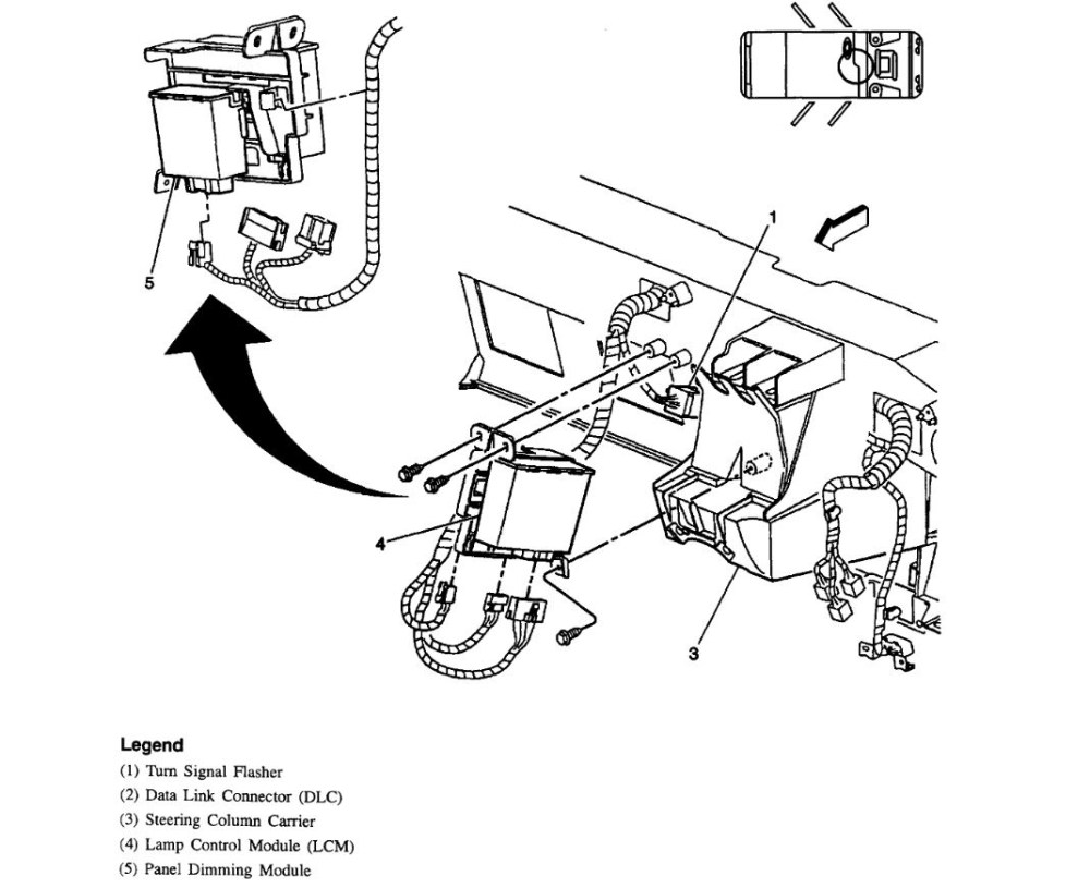medium resolution of the wiring diagrams and flasher location are attached below images click to enlarge