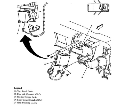small resolution of the wiring diagrams and flasher location are attached below images click to enlarge