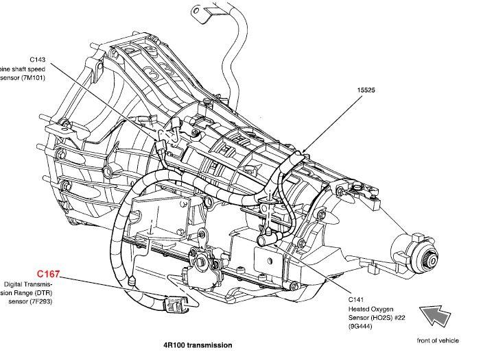 PRNDL Error Will Not Crank: V8 Two Wheel Drive Automatic 85,000