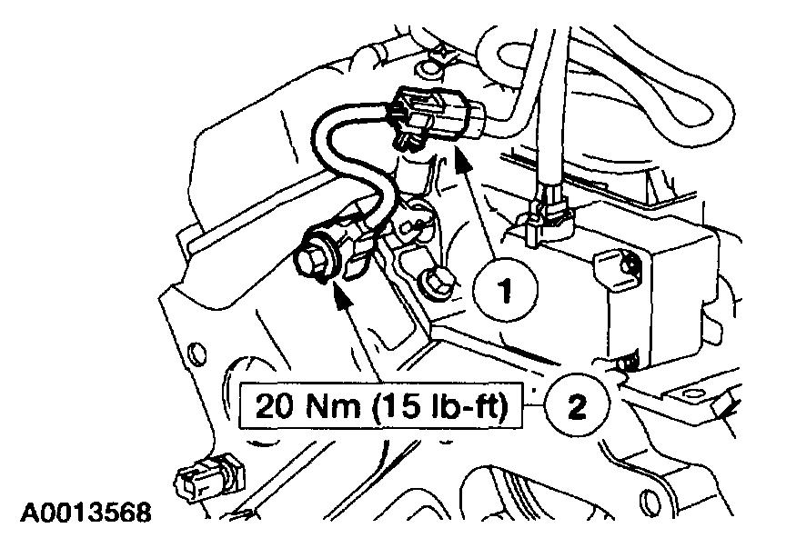 Ford F150 Map Sensor Location