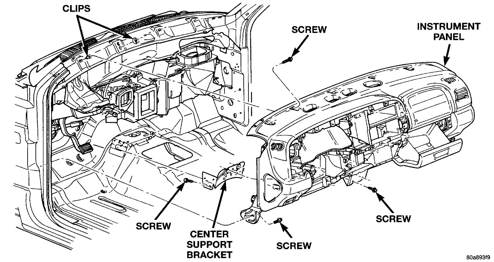98 Durango Blower Motor Diagram