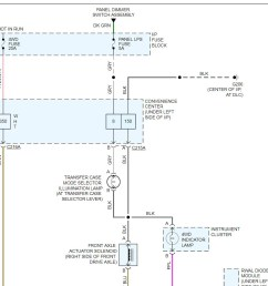 wiring diagram for your 4wd system is attached below images click to enlarge  [ 989 x 890 Pixel ]