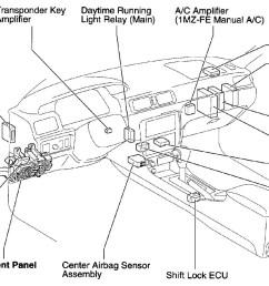 turn signal not working my turn signal left and right has fuse box diagram as well 2005 toyota camry airbag sensor location [ 1598 x 885 Pixel ]