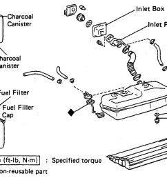 toyota 22re engine fuel diagrams as well custom 1985 toyota pickup toyota pickup carburetor diagram on 1985 toyota pickup 22r engine [ 1518 x 880 Pixel ]