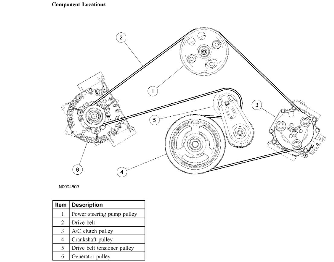 Circuit Electric For Guide: 2007 ford five hundred engine