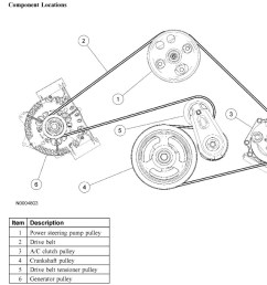 conditioning system diagram on 2006 ford 500 serpentine belt diagram conditioning system diagram on 2006 ford 500 serpentine belt diagram [ 1105 x 867 Pixel ]