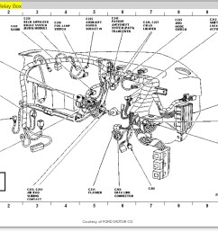turn signals not working i recently replaced the wiper motor plug 1994 ford ranger steering column diagram on ford ranger manual clutch [ 1114 x 849 Pixel ]