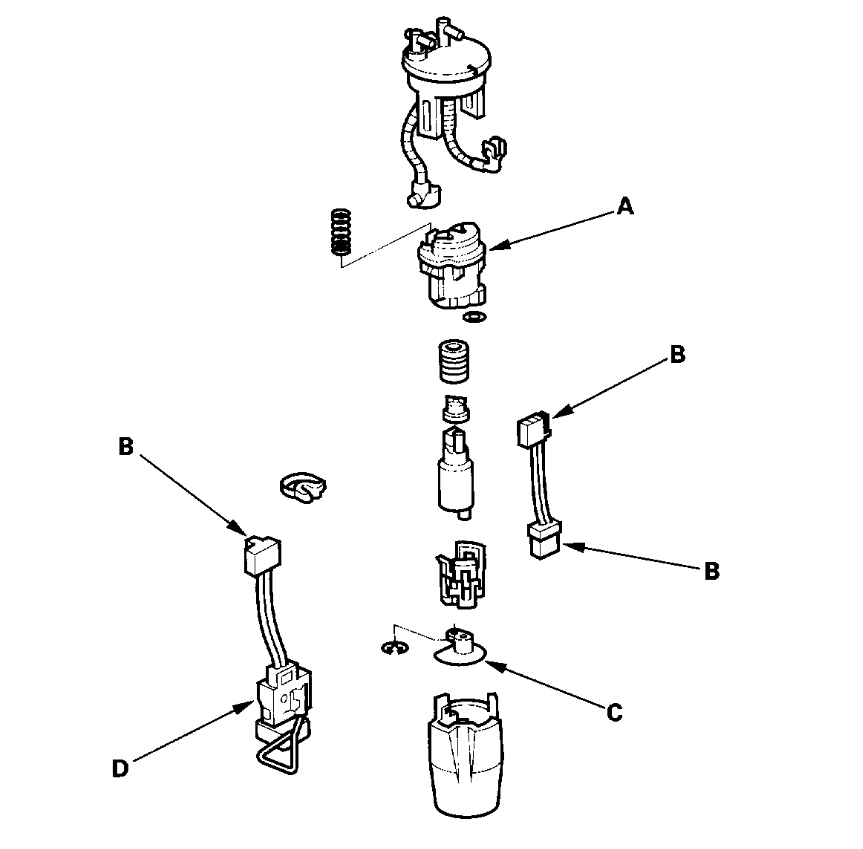 Fuel Filter Location: I Was Wanting to Know Where the Fuel
