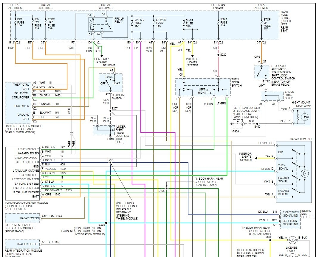 hight resolution of the wiring diagrams for your lights are attached below images click to enlarge