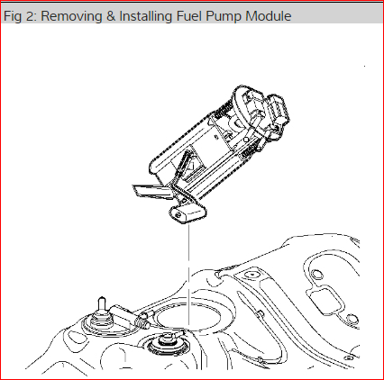 Fuel Filter Location and Replacement: Hello, I Need Help