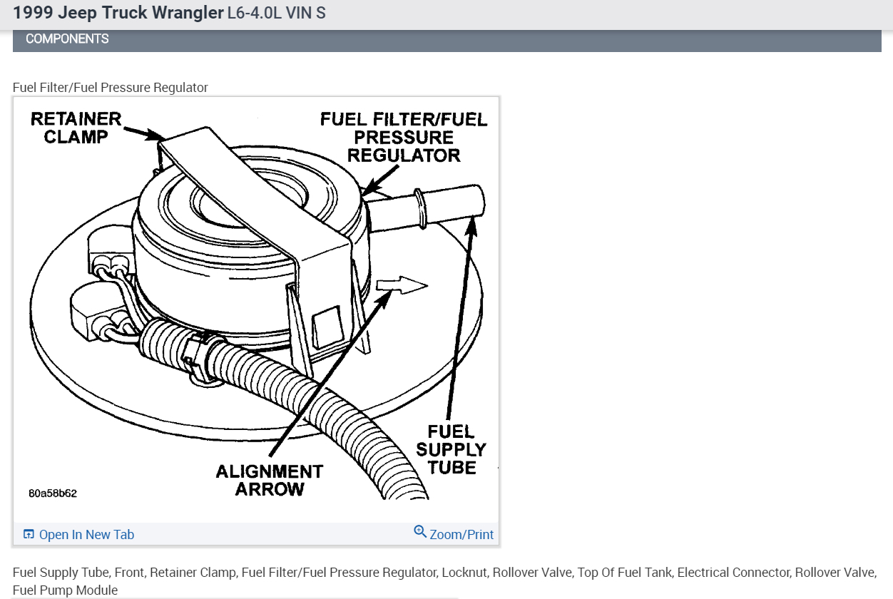 hight resolution of location of fuel filter i think i need to replace the fuel filter1999 wrangler fuel filter