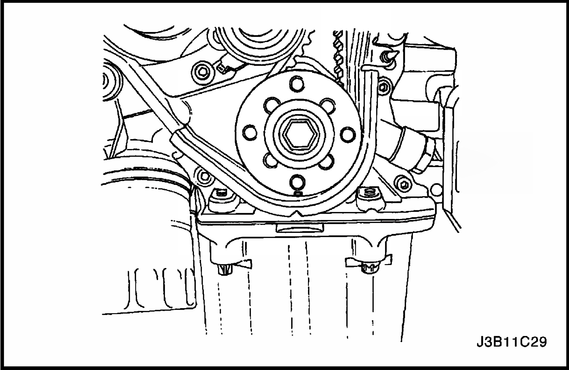 Timing Idler Pulley and Setting Timing: Bought the Car Not