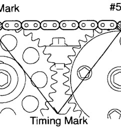 toyota corolla timing chain diagram wiring diagrams engine timing chain diagram [ 1446 x 869 Pixel ]