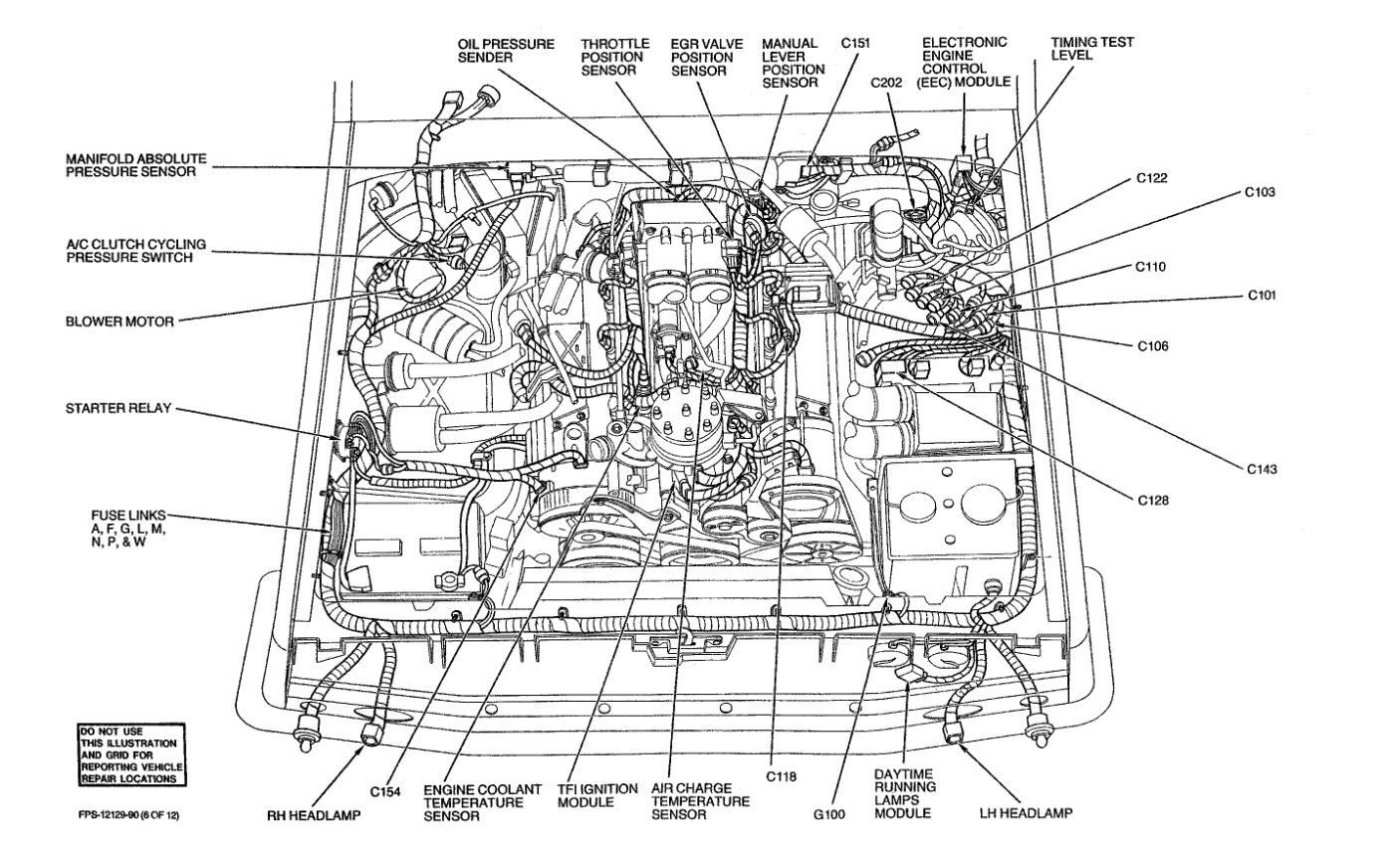 [DIAGRAM] 1986 Ford F 350 Fuel Pump Relay Wiring Diagram