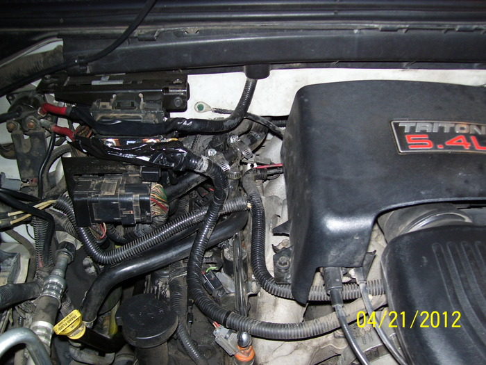 Line Diagram For 2000 Ford Contour On 2000 Taurus Heater Hose Diagram