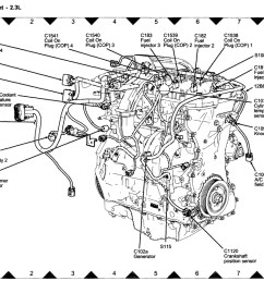 coolant temperature sensor location need to know where2007 mercury milan engine diagram 19 [ 1037 x 826 Pixel ]