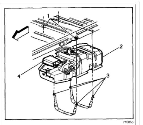 Fuel Pump: Does the 2004 Pontiac Montana Van Have An