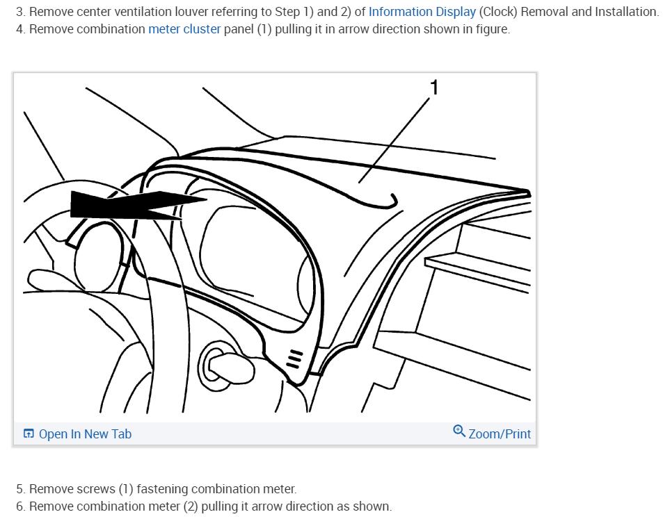 Problem with Speedometer: Sir, I Own a Maruti Suzuki Swift