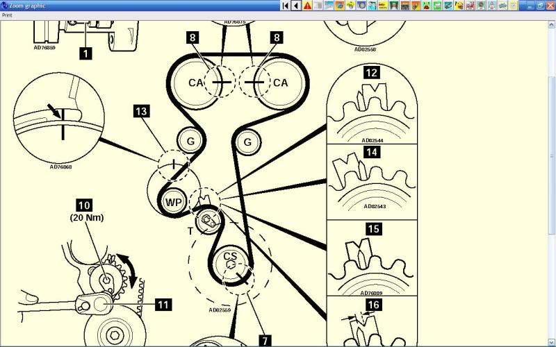 holden astra timing belt diagram ba falcon speaker wiring marks i need a for an 1 6 thumb