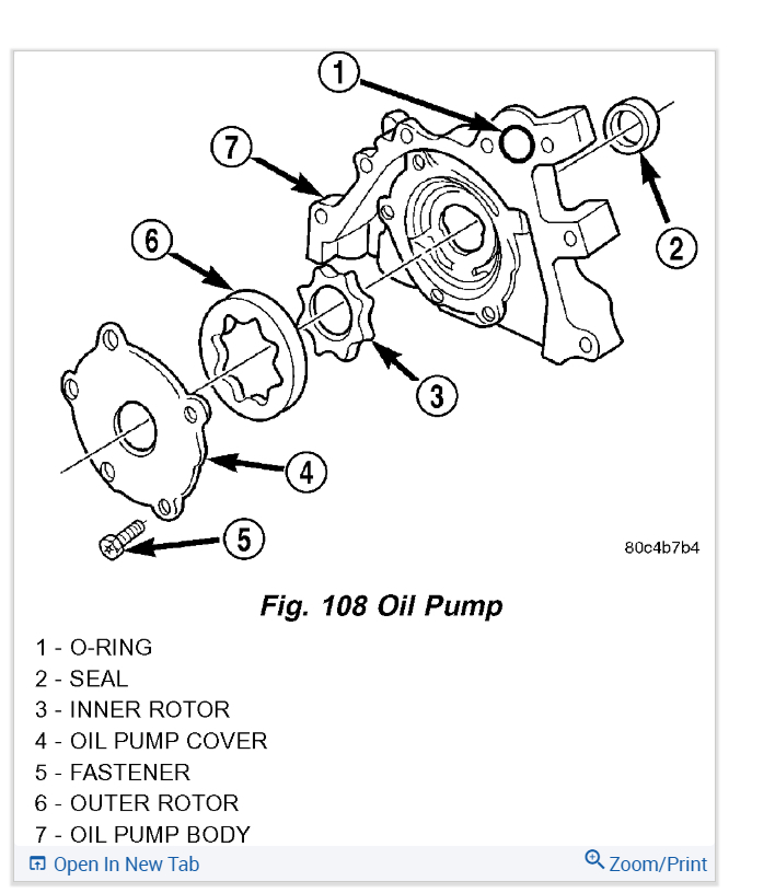 Oil Pump Replacment: How to Replace the Oil Pump in a 06