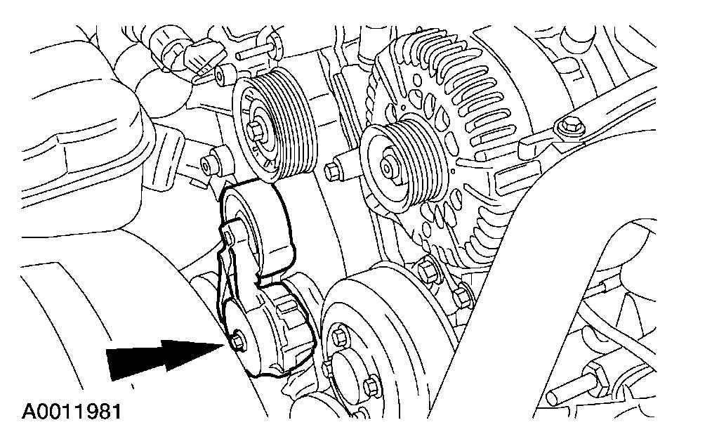 Squeeking Noise: When I Crank My Car Up I Hear a Squeeking