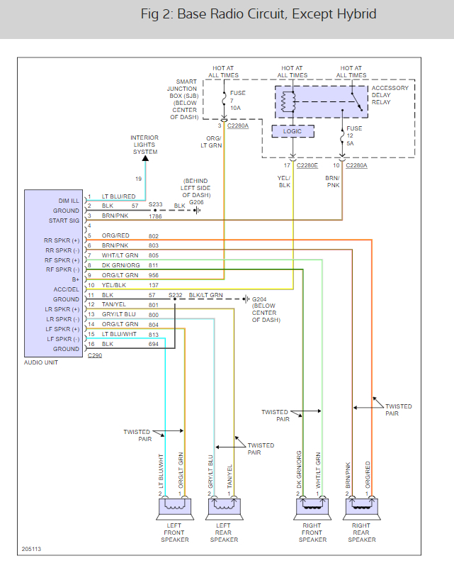 audio system wiring can you send me a link to an audio