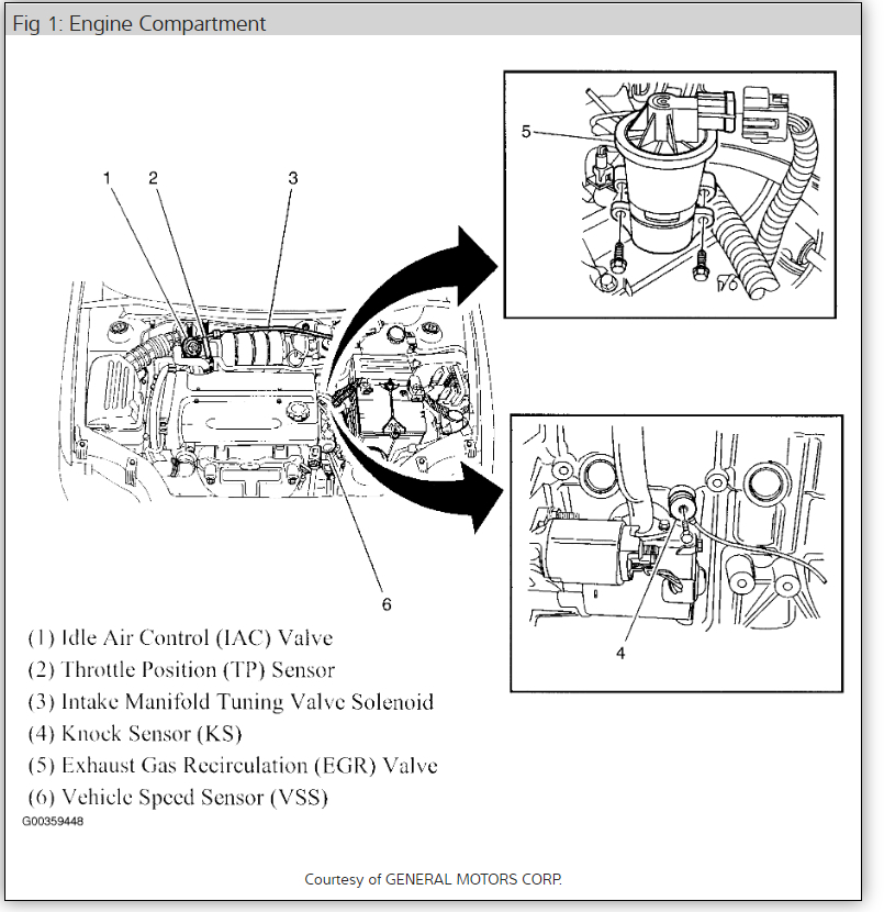 Where Is the Throttle Position Sensor Located