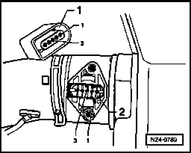 Failing Inspection: I Have Changed a Thermostat, a Coolant