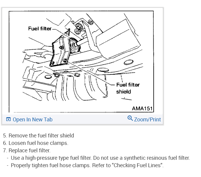 Fuel Filter: Where Is Located Fuel Filter for My Truck?