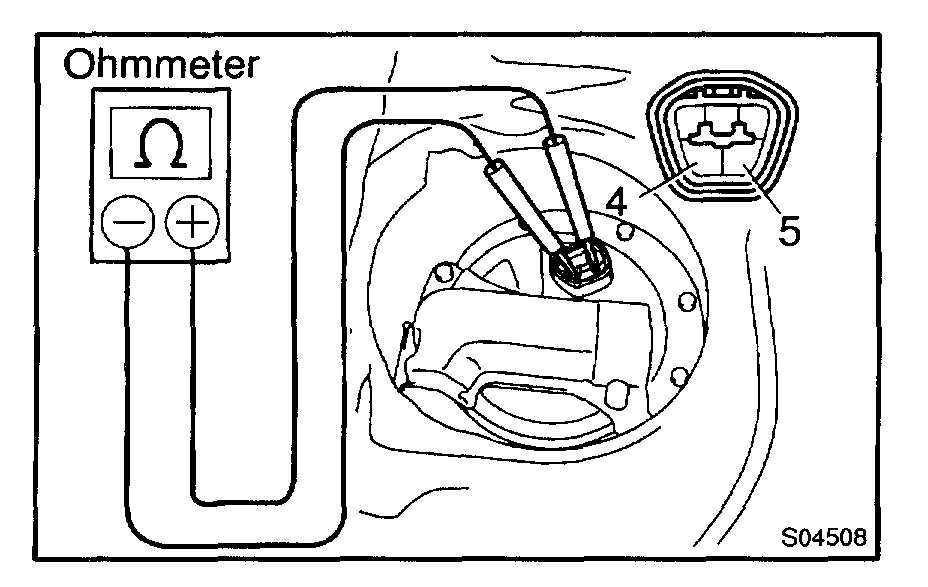 Fuel Pressure Test Port Location: Can You Provide a Photo