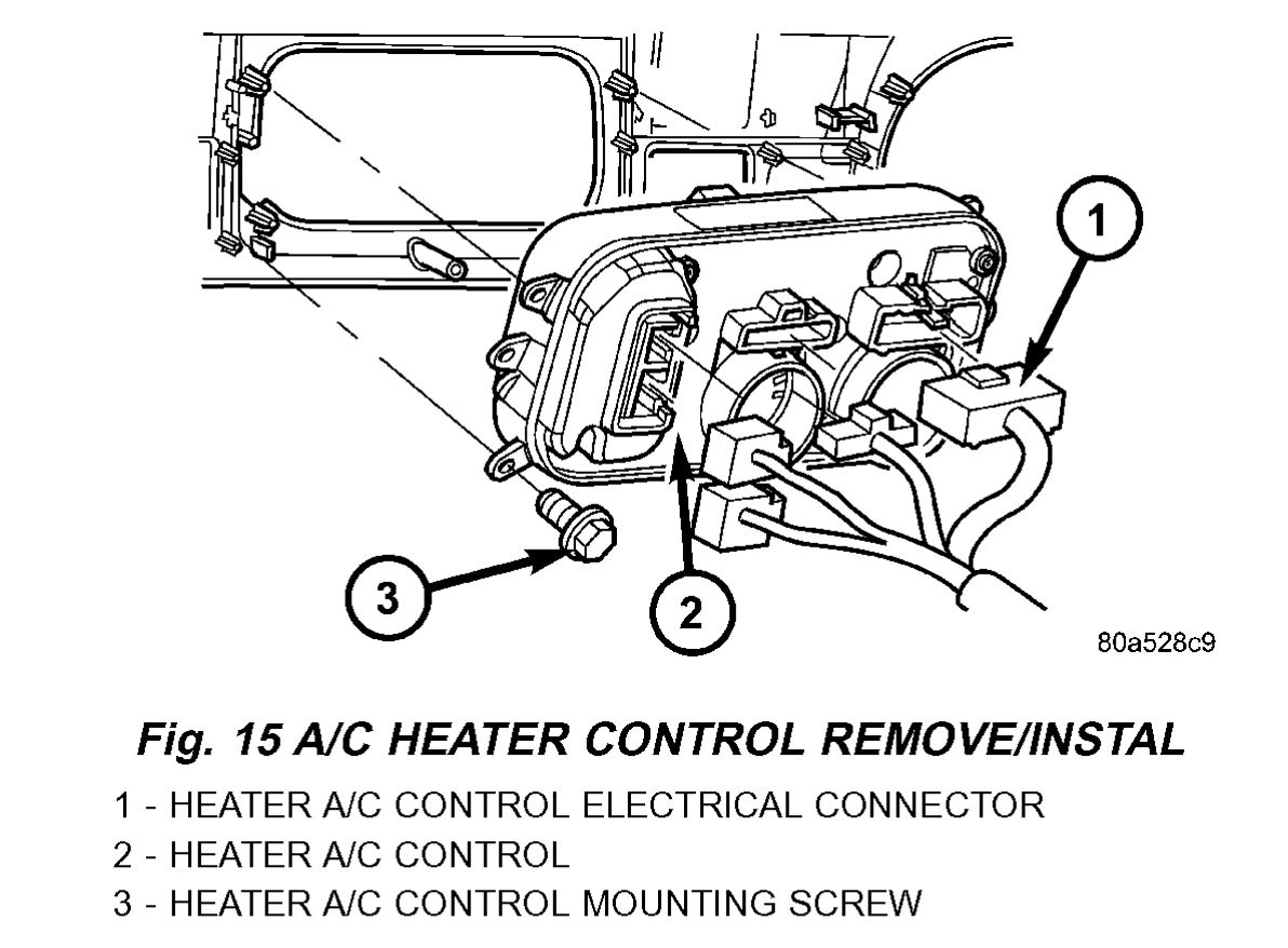 Blower Motor Doesnt Work: the Front Ac/heater Will Not