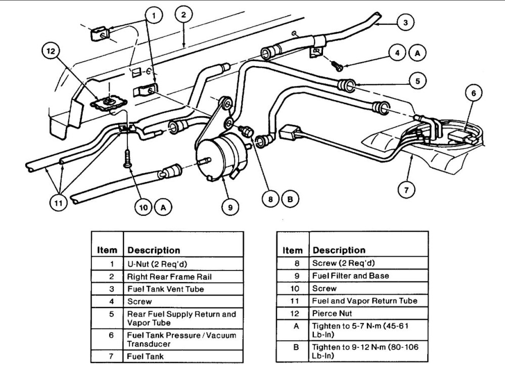medium resolution of 1998 fuel filter location where is the fuel filer located on a 2003 ford taurus fuel filter diagram 2002 ford taurus engine diagram