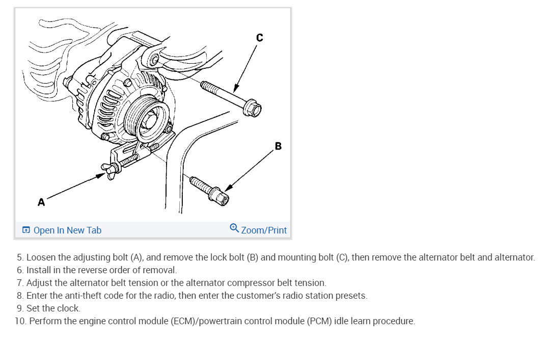 Alternator Bracket Bolt Size: Need to Know What Size Is