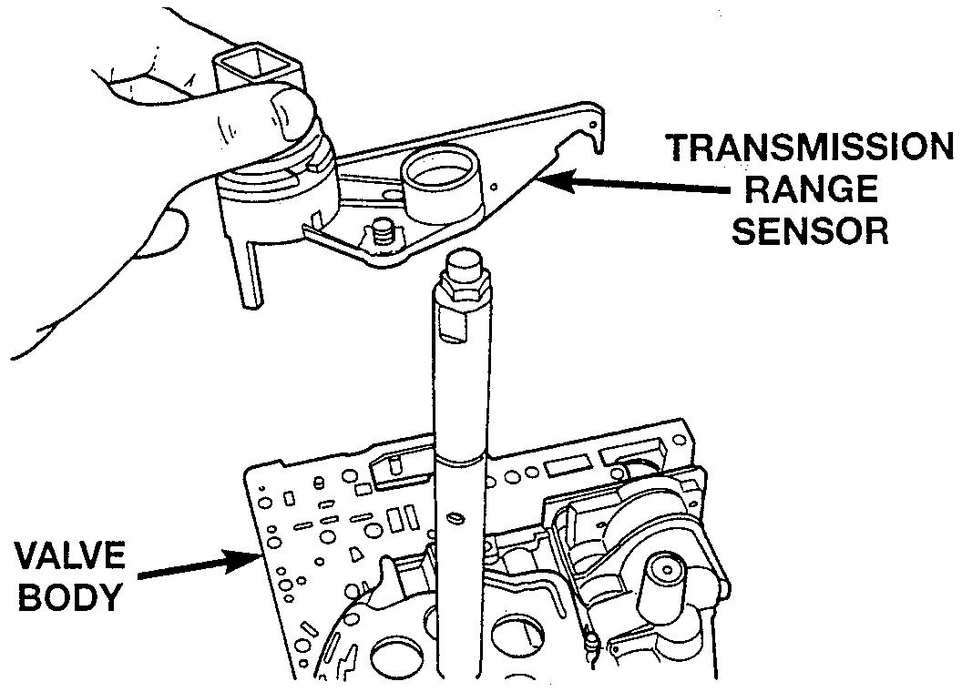 Transmission Indicator Read Out: the PRND3L Indicator