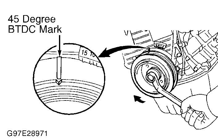 Camshaft Timing Marks: How Do I Determine the Camshaft