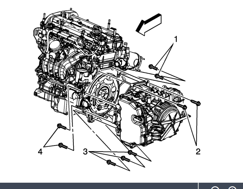 Transmission Replacement Instructions Needed: I Would Like