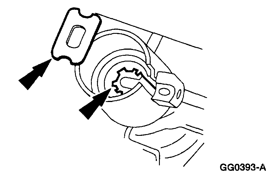 Bypass Security System: Lost Keys so I Changed Ignition