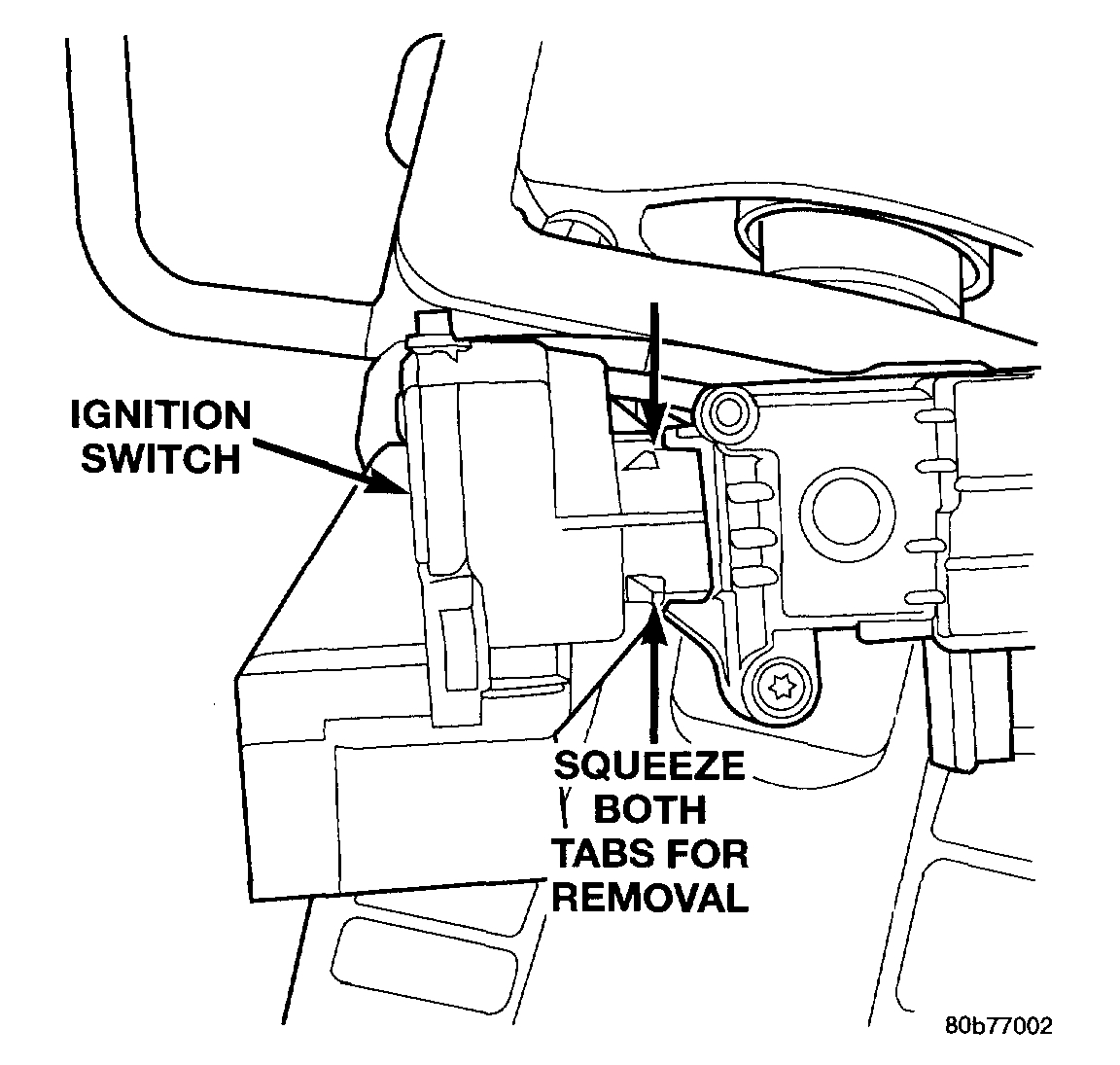 Ignition Switch Sometimes When I Try To Start It The Key