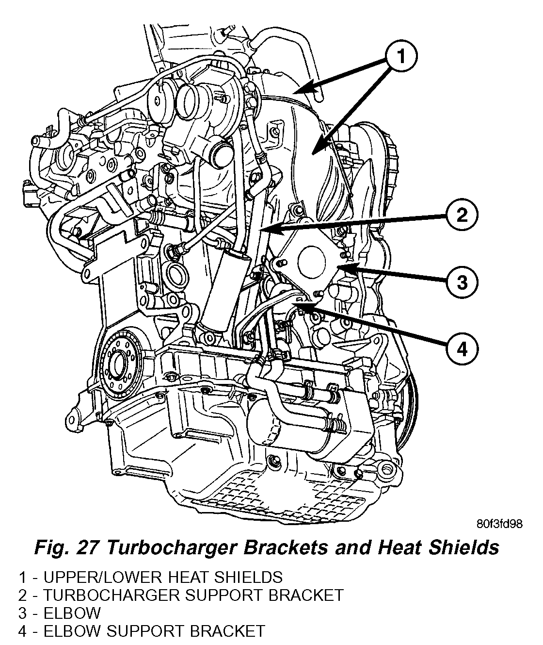 Vacuum Line Diagram For Turbocharger Had To Replace
