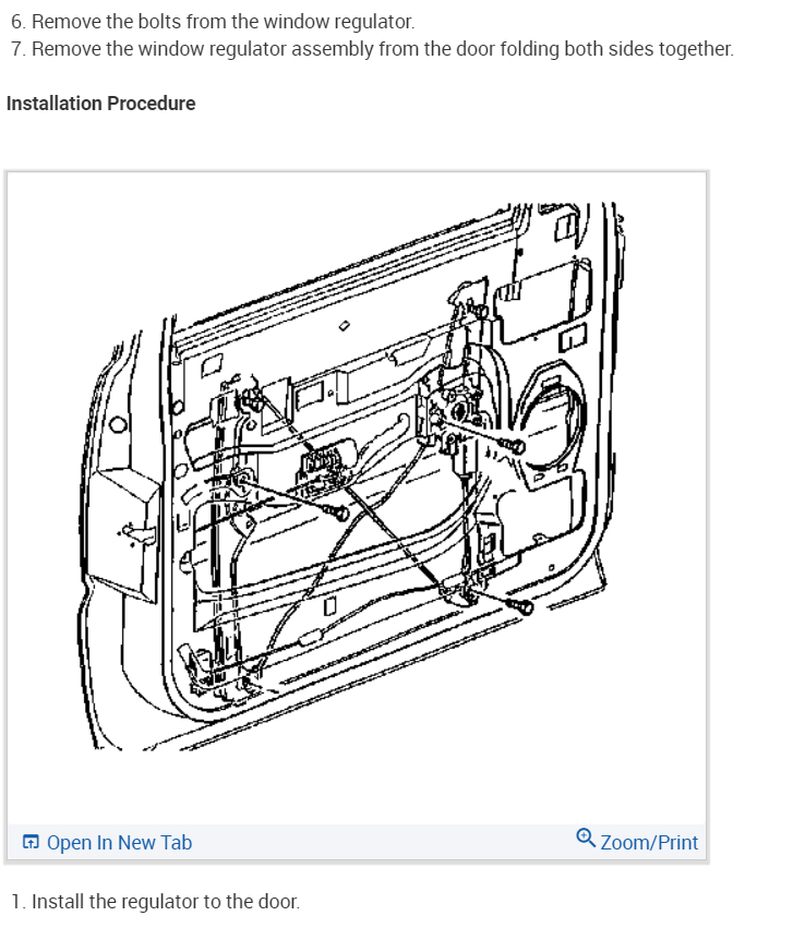 Replace Manual Window Regulator: How Do You Replace the