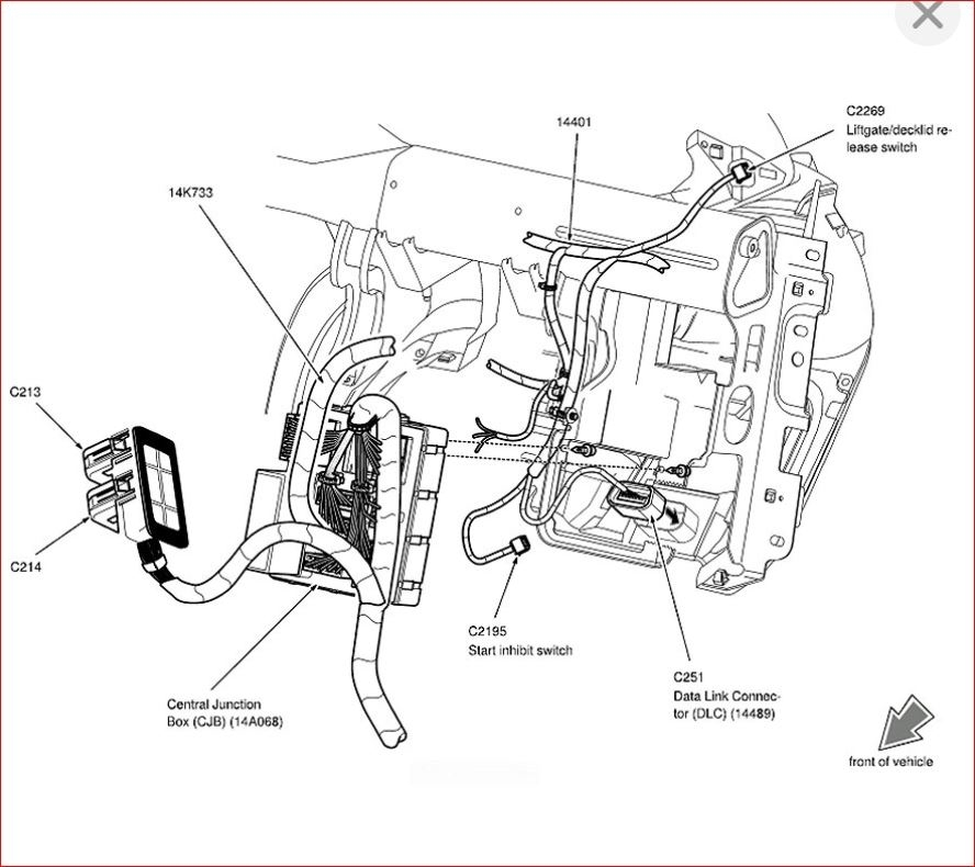 Under Hood Fuse Box Diagram Needed: I Would Like to Know
