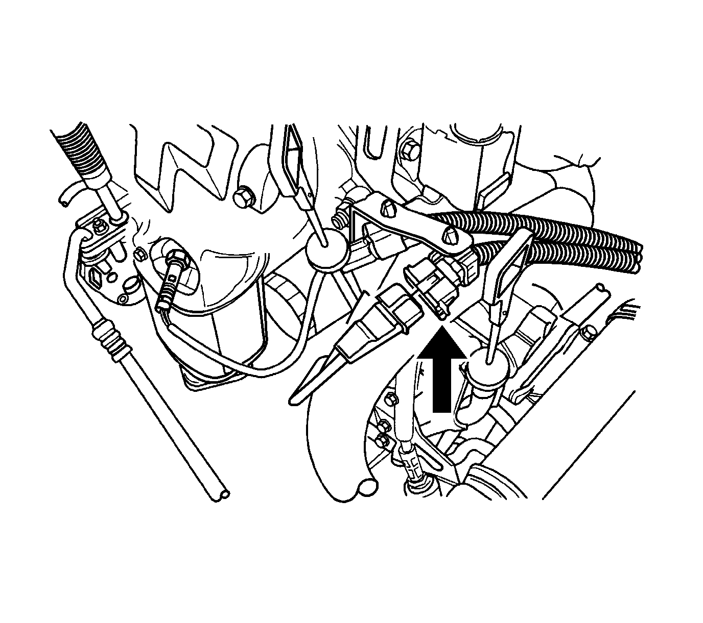 Location of Crankshaft Sensor: I Am Trying to Find the