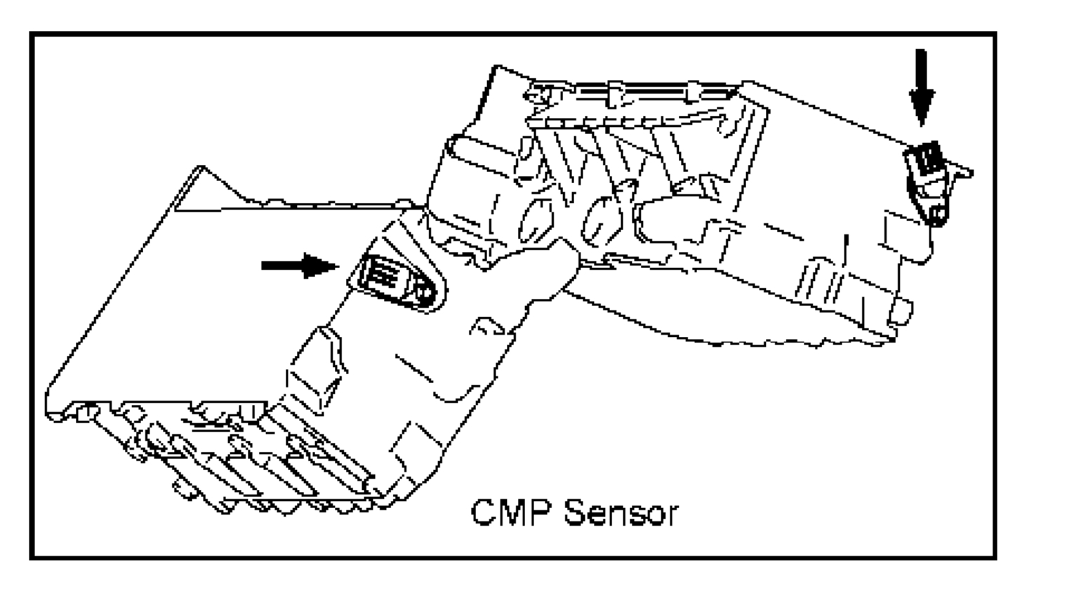 Camshaft Position Sensor A Location Can You Show Me Where