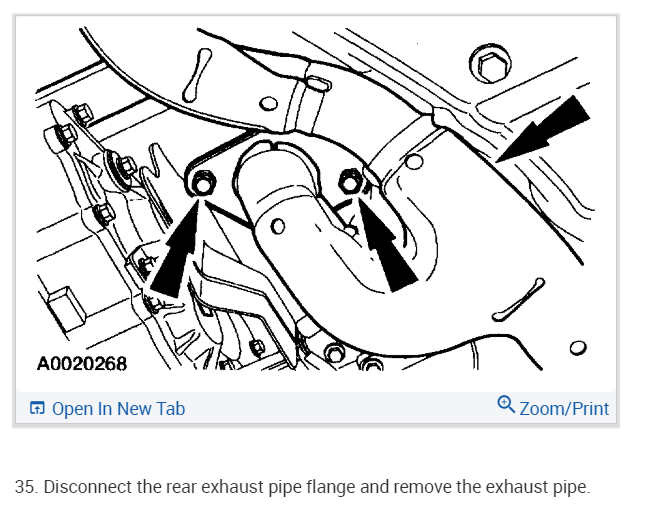 Transmission Removal: Is There a Diagram or Something to