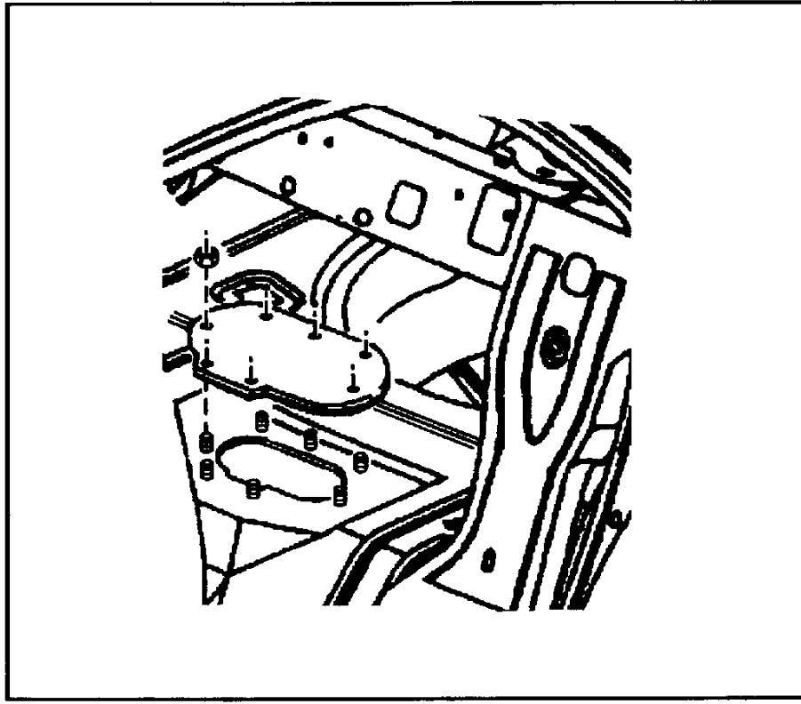 Fuel Pump: I Have a 2003 Pontiac Bonneville / 120,000 and