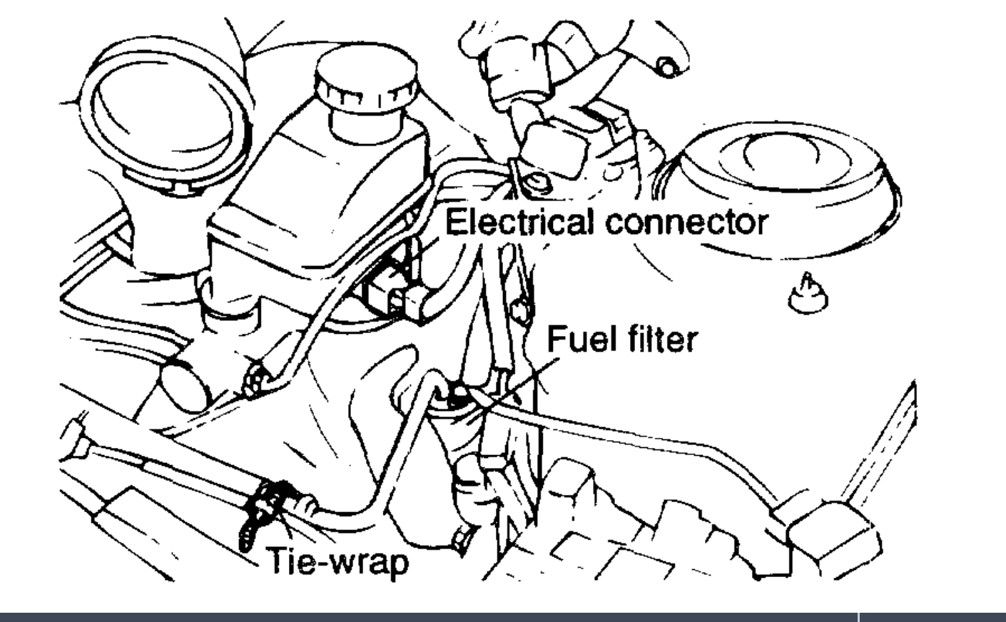 Fuel Pump And Filter Location Hey Guys Can Someone