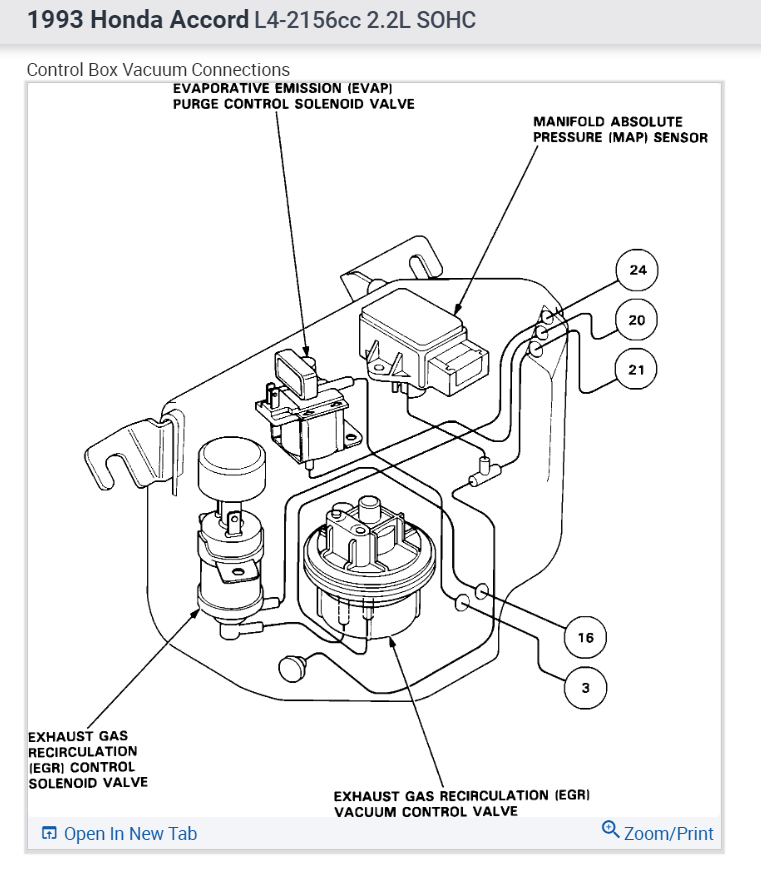 Map Sensor: the Book Says Map Sensor Someone Over the