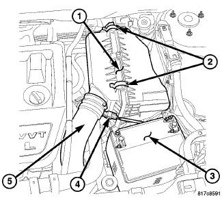 Crankshaft Position Sensor Location: I'm Trying to Find
